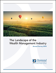 Diamond Consultants The Landscape of the Wealth Management Industry