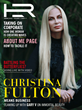 "Serial Entrepreneur Actress Christina Fulton Teams UP with ""HER"" Magazine for the March Issue Cover as their Spring Girl"