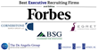 Five IRSA Members Named on Forbes Best Executive Search Firms