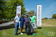 (L-R) Keenan Towns with Diageo, Seema Sadekar, Lee Elder and Nelly pose during Augusta Jam Community Event presented by Tanqueray No. TEN
