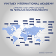 23 Italian Wine Ambassadors and Two Italian Wine Experts Certified at the Vinitaly International Academy Verona Edition