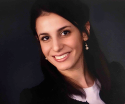 Profile photo of Talish Aghababayan, Jane Falk Award winner