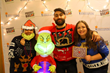 Get Ugly Sweaters Feeds 6K With Donation to Massachusetts Anti-Hunger Organization