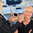 Jamie Lee Curtis epitomizes the Age Embracing™ Beauty Revolution