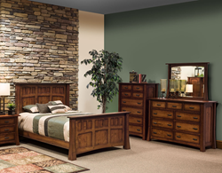 Customized Amish Bedroom Furniture