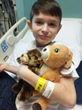 Nicely Insurance Group Leads Charity Effort to Benefit Young Local Boy with Stage 3 Cancer
