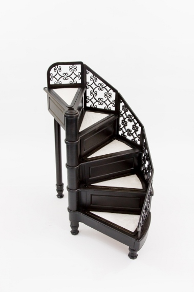 Sophipet A Stylish Spiral Pet Staircase That Helps Pets