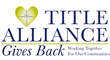 Title Alliance and its Affiliates Embark on Their First Annual T.A. Gives Back Week