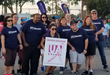 Uniform Advantage Relay's for Life with the American Cancer Society