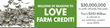 Over $30 Million Reasons to Love Farm Credit