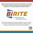 BiRite Foodservice Distributors Selects FTNI for New Online Payment Options, Automated Invoice Matching and Cash Application on a Single Integrated Receivables Platform