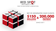 Red Spot Interactive Generates Over $150 Million in New Patient Revenue for Aesthetic Medical Practices Nationwide
