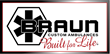 Braun Ambulances Will Attend Pinnacle 2018