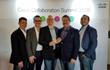 Vbrick® Receives Award for 2018 Global ISV Ecosystem Partner of the Year at Cisco Collaboration Summit