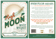 Hugh Moon Whiskey Labels