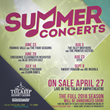 Tulalip Resort Casino's Summer Concert Series is here!