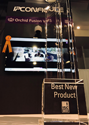 "IPConfigure Wins ""Best New Product in Show"" Award at ISC West 2018"
