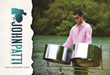 The Reserve at Lake Keowee to host steel drum artist, John Patti as an Artist in Residence