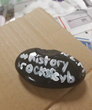 Franklin County Visitors Bureau Offers $100 Prize For Rock Finding Through April 30 During History Rocks