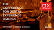CMSWire Announces the DX Summit Conference 2018 (November 12-14, Chicago) – #DXS18