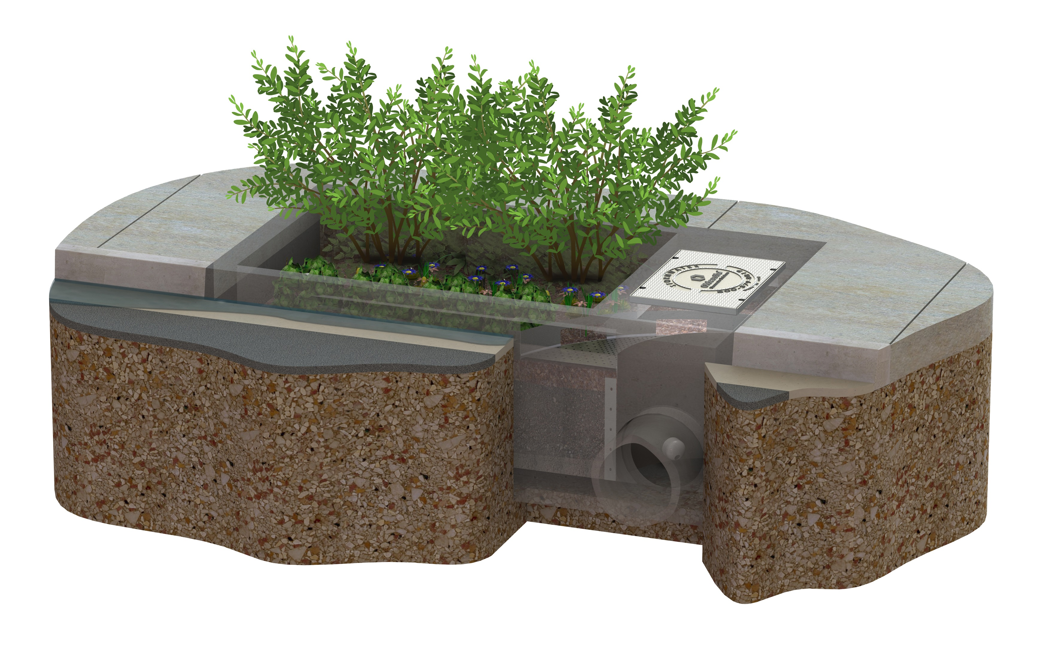 New Biopod Biofilter With Stormmix Media Receives