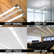 Elemental LED Launches New Suspended Overhead Lighting Series