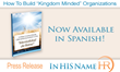 Book Re-released in Spanish Provides Christian Inspiration for Business Leaders and Professionals