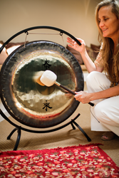 gong therapy, sound bath, sound therapy, shamanic healing, sound healer,