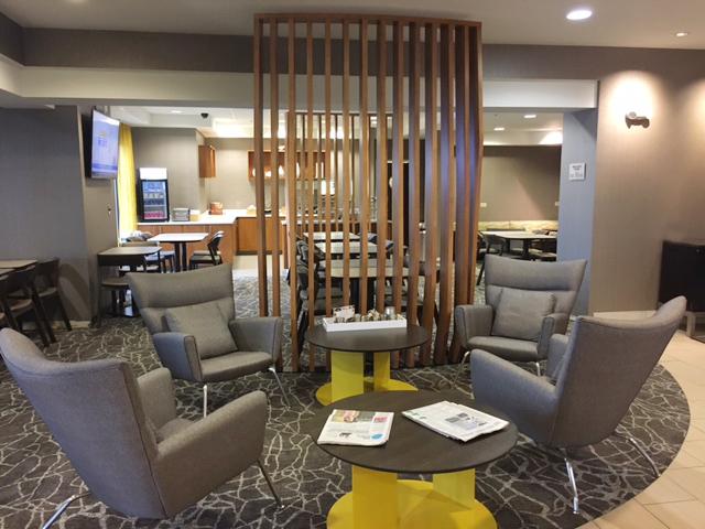 SpringHill Suites Cleveland Solon Completes Renovation