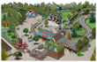 Kennywood's new Thomas Town attraction is scheduled to open during Summer 2018.