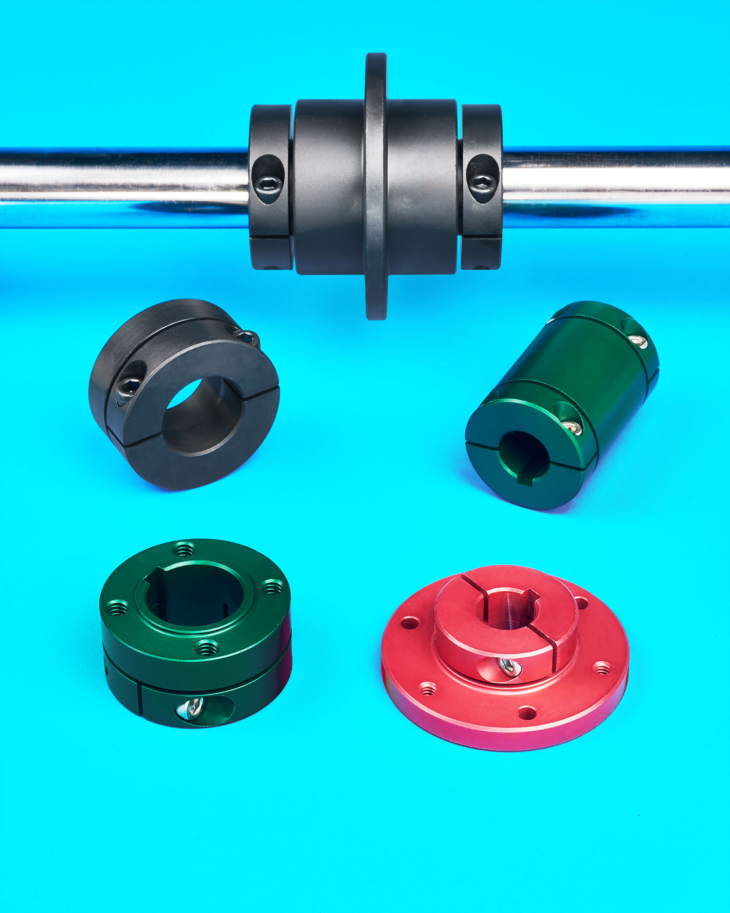 Stafford s new clamping shaft collars and rigid couplings