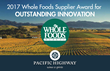 Pacific Highway Wines Awarded by Whole Foods Market for 'Outstanding Innovation'
