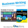 New Micro-Learning Training Program on Business Writing Released by Prositions