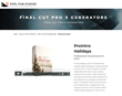 Pixel Film Studios Releases ProIntro Holidays for Final Cut Pro X.