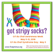 Stripy Socks Campaign