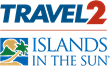 Travel2 and Islands in the Sun Logos