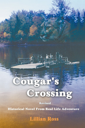 "Updated Historical Novel, ""Cougar's Crossing,"" Features New Info From Police Archives"