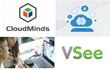 VSee and CloudMinds Technology To Provide Cloud-based AI for Conversational Telemedicine Applications