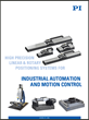 New Industrial Automation/Motion Control Catalog on High-Precision Linear & Rotary Positioning Systems Released