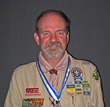 Coldwell Banker Realtor, Jim Newcomb, Commemorates 35 Years in Scouting
