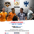 MoneyGram SocioMX Tour Presented by BBVA Compass Dynamo Charities Cup Announces an International Match between a United States MLS Team and a Liga Mexicana Team.