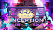 Karate Combat: Inception Streams Live Tonight from Miami