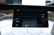 Picture of vSpatial virtual reality keyboard.