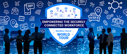 Zia Consulting Joins the BlackBerry Secure World Tour 2018