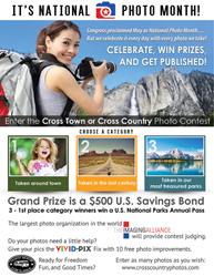 Celebrate May National Photo Month!  Enter Photo Contest.