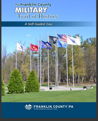 Letterkenny Chapel adjoins the Franklin County Military Trail of History and holds and annual Armed Forces Day.
