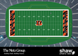 Cincinnati Bengals Draft Shaw Sports Turf and The Motz Group, to Deliver a High-Performance Synthetic Turf System to Paul Brown Stadium