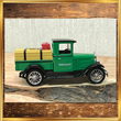 Woodcraft Introduces 1928 Chevrolet Truck Bank as 90th Anniversary Collectible