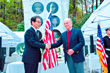 "Honoring a Hero: Korean War Veteran H.J. Burley Smith Awarded  Korea's ""Ambassador of Peace"" Medal  While Retracing History on a Cruise Stop to Busan, South Korea"