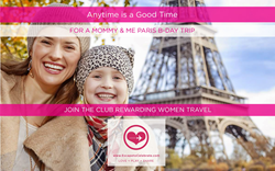 The perfect Coming of Age B-Day Trip...Celebrate Art + Beauty + Eiffel Tower